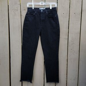 Reformation Melissa highrise skinny jeans